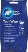 AF Reinigungstücher Tech-Wipe/AMTW025P Inh. 25 Stk