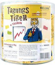 HELLMA Fruchtgummi Tagungstiger /70000115, 10% Fruchtsaftanteil/Taurin, Inh.100