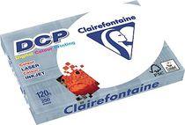 Clairefontaine Kopierpapier DCP/1844C A4 weiß 120g Inh. 250 Blatt