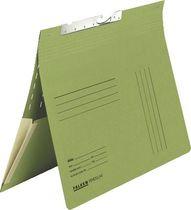 FALKEN Pendelhefter mit Schlitzstanzung und Dehntasche/15033806 320g grün