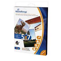 MediaRange Fotopapier/MRINK114 13x18cm hochglänzend 220g Inh. 50 Bl