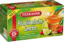 TEEKANNE Früchtetee Brasilianische Limette/6800 Inhalt 20x 2,50g