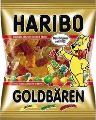 HARIBO Goldbären/744069, Fruchtgummi, Inh. 200 g
