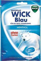Wick Blau Bonbons/396012, Inh. 72 g