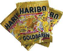 HARIBO Goldbären/70000111, Fruchtgummi, Inh. 400 Tütchen