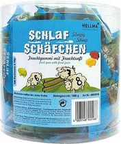 HELLMA Fruchtgummi Schlafschäfchen/70000114, Inh. 100 Tütchen
