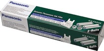 Panasonic Thermotransferband/KXFA54X schwarz Inhalt 2 Stück