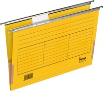 bene Hängetaschen Vetro Mobil/116905GE, gelb, Karton, A4, Inh. 5