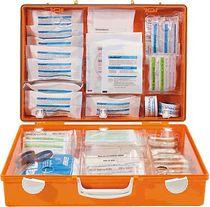 SÖHNGEN® Erste-Hilfe-Koffer MT-CD/3001155, orange, DIN 13169, B40xH30xT15 cm