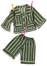 Living Puppets - Pyjama für Handpuppen der Größe 65 cm