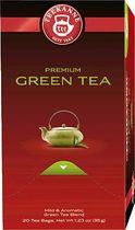 TEEKANNE Grüner Tee/6246, fein, mild-herb, Inh. 20