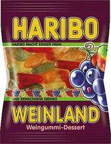 HARIBO Weinland Weingummi 200 g/744398, Inh. 200 g
