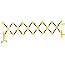 dancop Scherengitter für Sicherheitsgeländer - Länge 4000 mm, Gewicht 22,9 kg