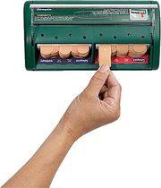 SÖHNGEN® Pflasterspender Cederroth/1009070, grün; B220 x H52 x T115 mm