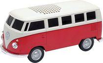 Bluetooth®-Lautsprecher VW Bus /12415 rot/weiß 3 W