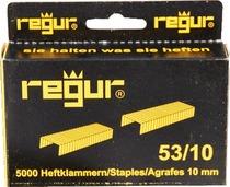 regur Heftklammern für Handtacker 45/R-53/10, Heftklammern, Inh. 5000