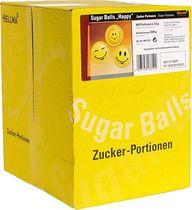 HELLMA Sugar Balls Happy/60000056, 3,6 g, Inh. 400