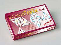 Schubitrix 1x10 Zehnereinmaleins