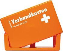 SÖHNGEN® Verbandkasten KIEL/3003045, orange, DIN 13157; B26 x H16 x T8 cm