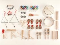 Rhythmik-Set 3 in einer Lehrmittelbox