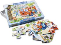 """Maxi-Puzzle """"Feuerwehr"""", 20 Teile"""