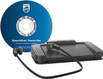 PHILIPS SpeechExec Transcription Set 7177/ LFH7177 grau