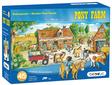 "Kinderbodenpuzzle ""Pony Farm"""
