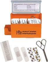 SÖHNGEN® Pflasterspender Kinder/1009920 B 16 x H 12,2 x T 5,7 cm orange