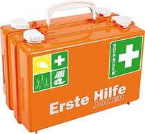 SÖHNGEN® Erste-Hilfe-Koffer QUICK-CD Joker/3001240 orange DIN13157
