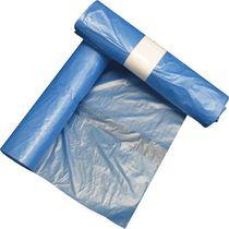WBV Abfallsäcke / 402902, 700 x 1100, blau, 120 l, 23 my , Inh. 500