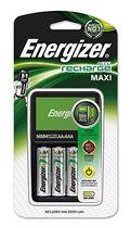 Energizer® Ladegerät Maxi Charger/E300321200 weiß/schwarz/grün