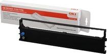 OKI Farbband/43571802 schwarz Nylon