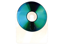 3L® Office Products CD / DVD Tasche
