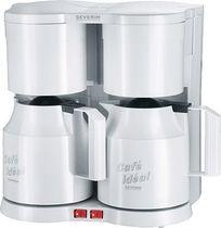 SEVERIN Duo-Kaffeeautomat KA 5827/KA5827 weiß
