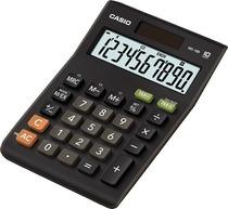 CASIO® Tischrechner MS-10B/MS-10B 2,9 ×10,3 ×14,7 cm 10-stellig sw