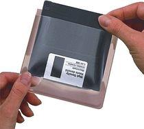 3L Diskettentaschen/10211 transparent oben offen Inhalt 10 Stück