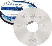 MediaRange BD-R/MR495 4x 25GB Inh. 10 Stk