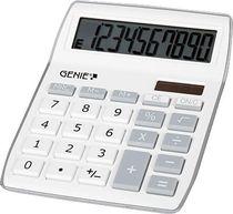 GENIE® Tischrechner 840S/12262 ca. 13,8 x 10,6 x 3 cm 10-stellig