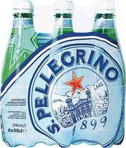 SAN PELLEGRINO Mineralwasser/223852 Inhalt 6x 0,50 Liter