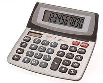 GENIE® Tischrechner 550 TE/10271 ca. 14,0 x 16,0 x 3,5 cm 10-stellig