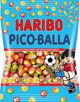 HARIBO Fruchtgummi PICO-BALLA/750998 175 g PICO-BALLA Fruchtgummi-Konfekt