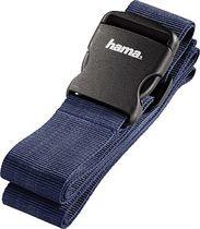 hama Gepäckgurt/ 00105302, 5x200 cm, dunkelblau, Nylon