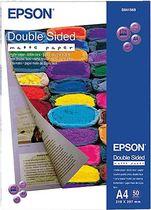 EPSON Inkjetpapier /S041569 A4 doppelseitig 178 g Inh. 50 Blatt
