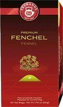 TEEKANNE Feinster Fenchel Tee/6409, wohltuend und sanft, Inh. 20