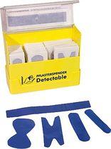 SÖHNGEN® Pflasterspender detectable gefüllt/1009981 16 x 12,2 x 5,7cm leuchtgelb