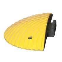 Fahrbahnschwelle - Modell 5-RE - Abschlusselement mit Zapfen