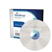 MediaRange DVD+R/MR465 8x 8,5GB Inh. 5 Stk