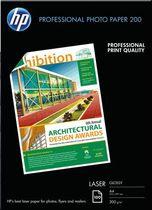 hp® Professional Foto-Laserpapier /CG966AE glossy A4 200g Inh. 100 Blatt