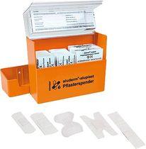 SÖHNGEN® Pflasterspender aluderm-aluplast/1009910, orange; B160 x H122 x T57 mm