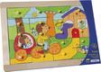 "Kinderbilderpuzzle ""Igel"""